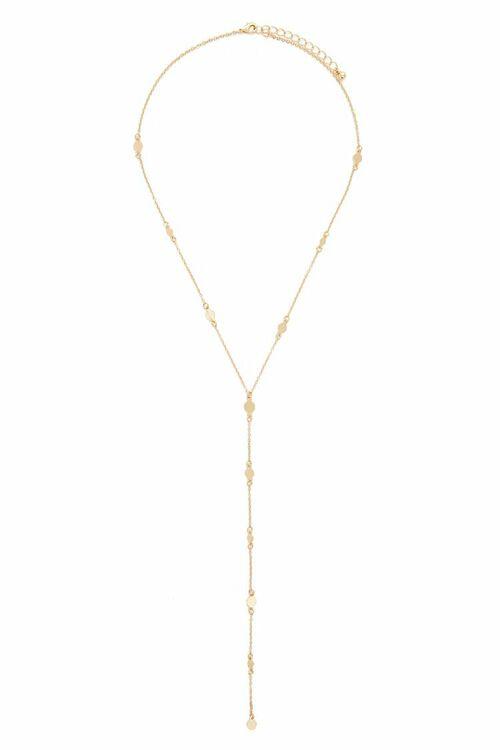 Drop Chain Necklace, image 2