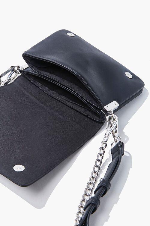 Curb Chain Crossbody Bag, image 4