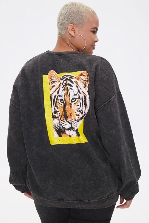 Plus Size National Geographic Sweatshirt, image 3