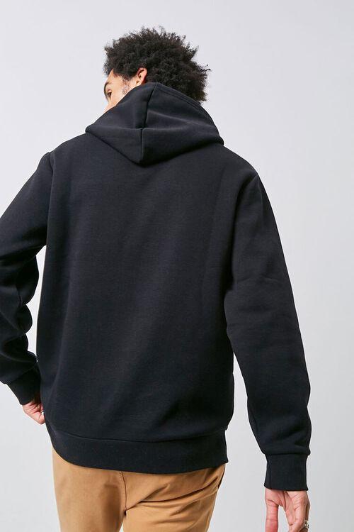 Fleece Colorblock Hoodie, image 3