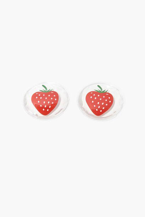 Strawberry Eye Mask, image 1