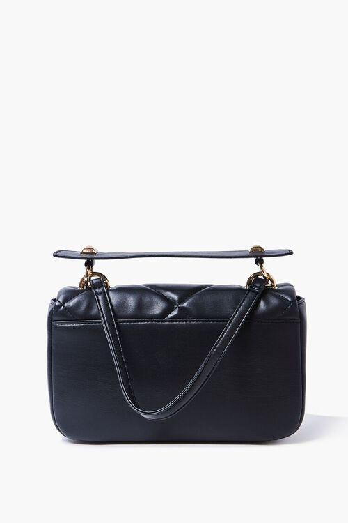 Studded Quilted Shoulder Bag, image 3