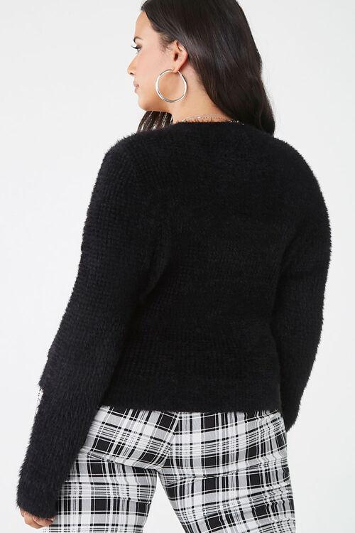 Plus Size Fuzzy Sweater, image 3