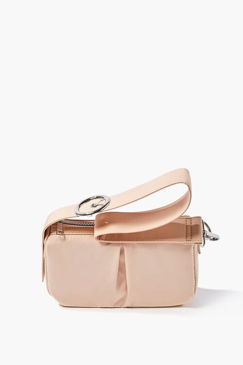 Inverted-Pleat Shoulder Bag, image 1