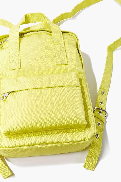 Dual-Strap Grommet Backpack, image 4