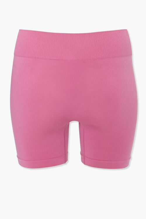 VIOLET Seamless Biker Shorts, image 3