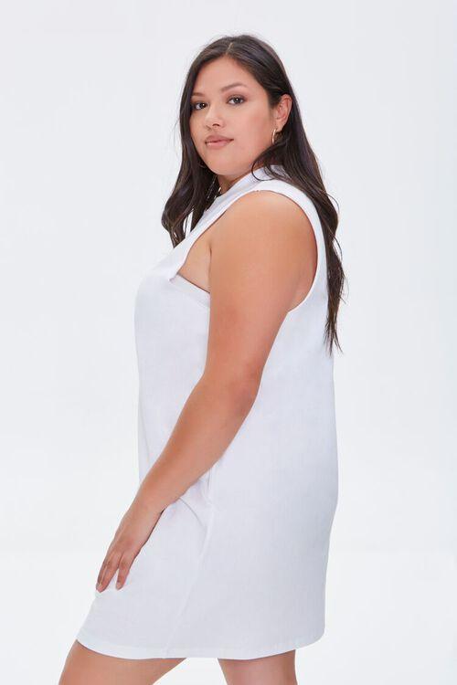 Plus Size T-Shirt Mini Dress, image 2