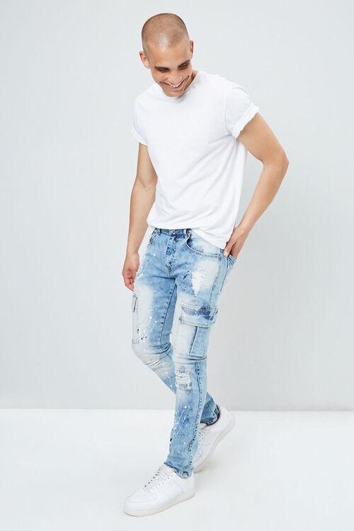 Paint Splatter Skinny Jeans, image 5