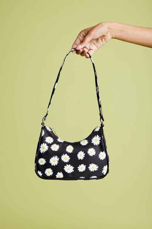 Daisy Print Shoulder Bag, image 1