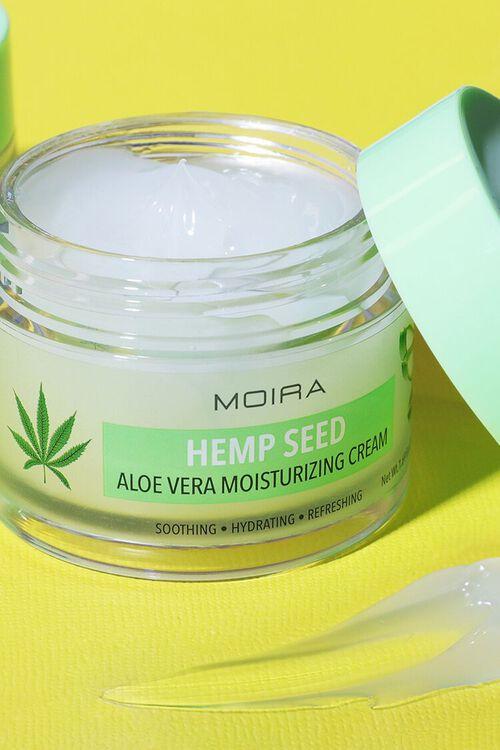Hemp Seed Aloe Vera Moisturizing Cream, image 2