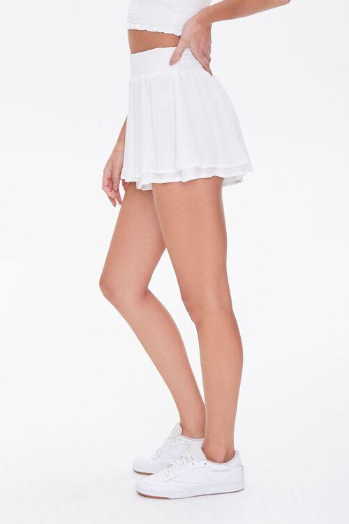 Layered Flounce Mini Skirt, image 3