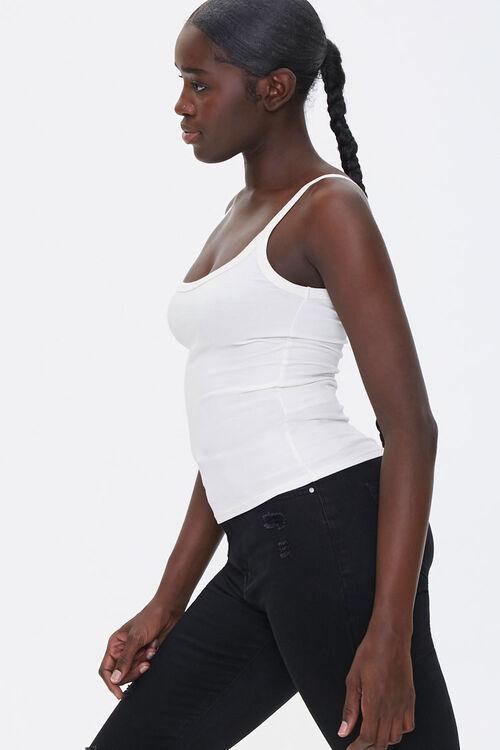 Basic Cotton-Blend Cami, image 2