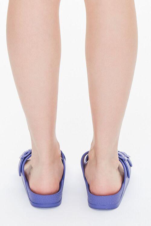 Buckled Flatform Sandals, image 3