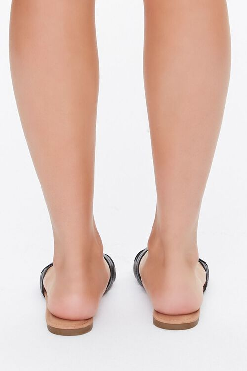 Braided Crisscross Sandals, image 4