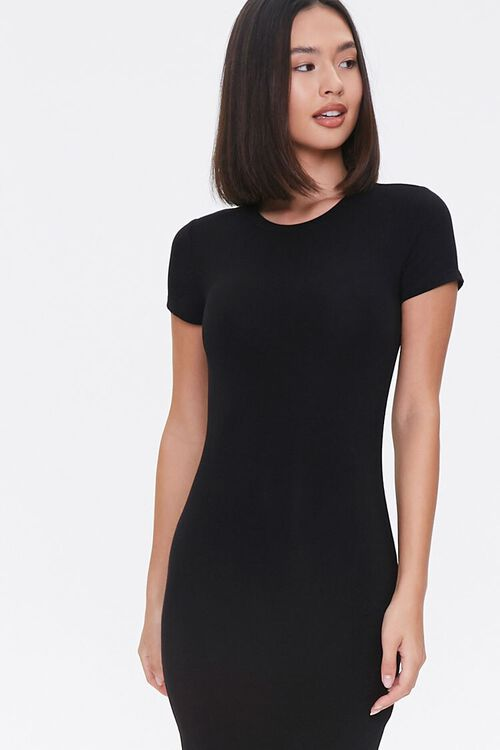 Bodycon T-Shirt Dress, image 4