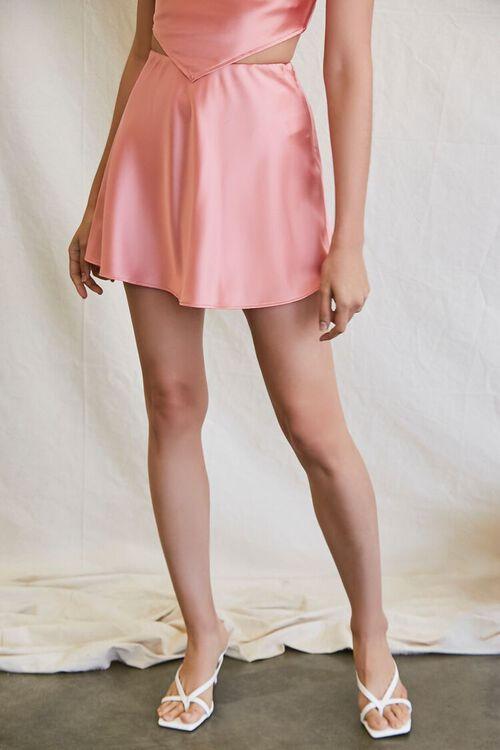 ROSE Skater Mini Skirt, image 2