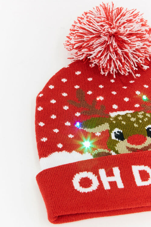 Oh Deer! Graphic Beanie, image 3