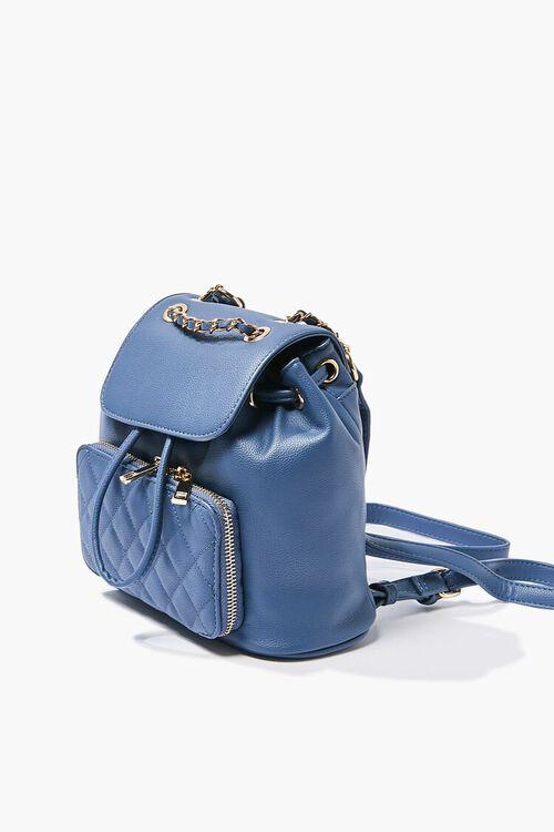 Pebbled Drawstring Backpack, image 2