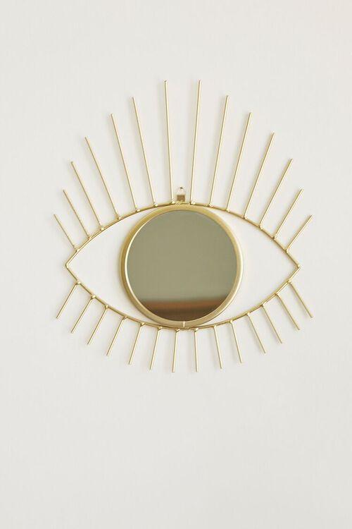 GOLD Evil Eye Wall Mirror, image 2