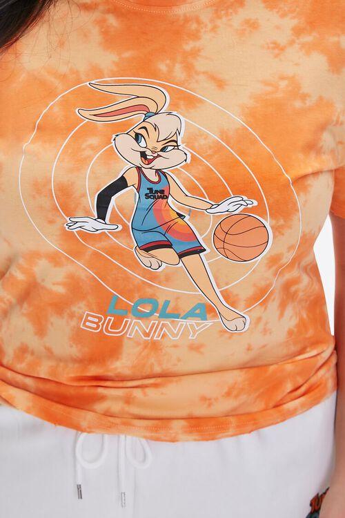 Plus Size Lola Bunny Tie-Dye Tee, image 5