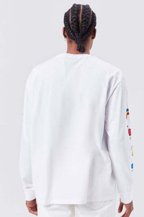 Family Graphic Long Sleeve Tee, image 3
