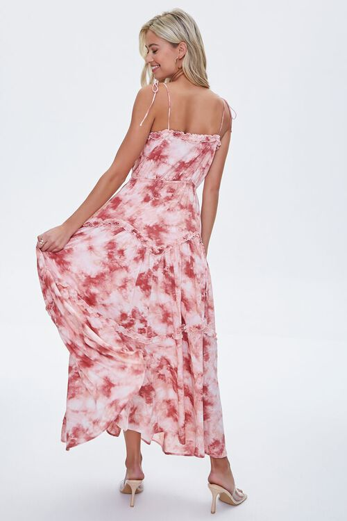 Tie-Dye Wash Maxi Dress, image 3