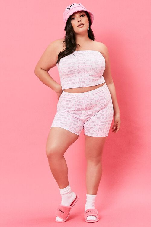 Plus Size Juicy Couture Tube Top, image 4