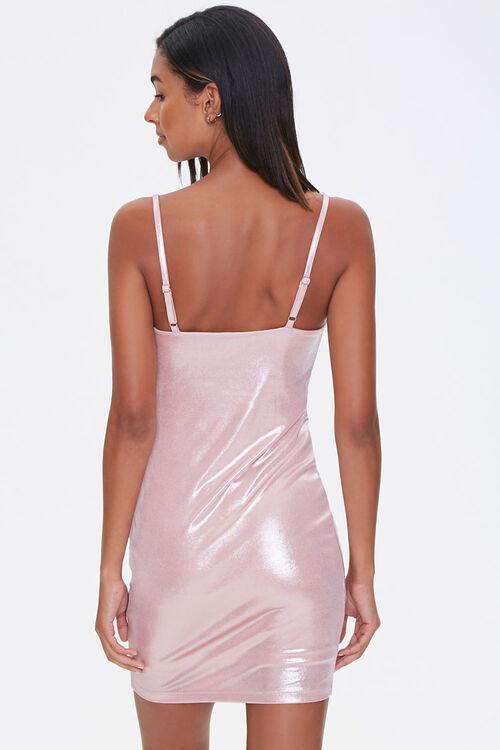 Cowl Neck Mini Dress, image 3