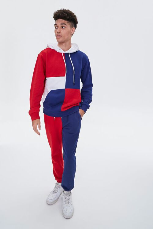 Colorblock French Terry Joggers, image 5