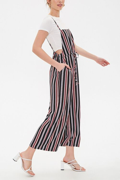 Striped Cami Jumpsuit, image 2