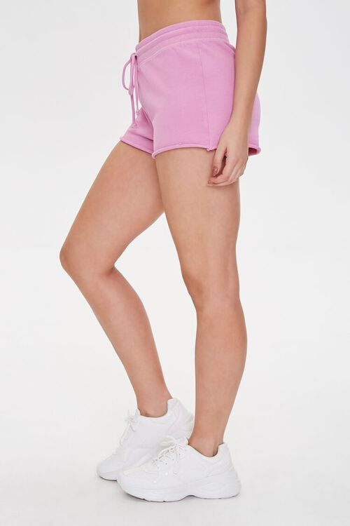 VIOLET Active French Terry Shorts, image 3