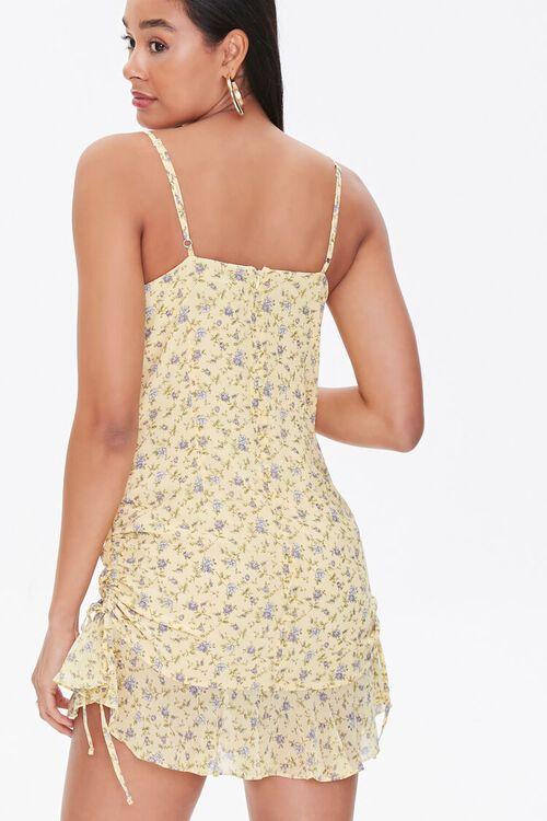 Floral Print Cami Dress, image 3