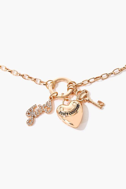 Juicy Couture Charm Necklace, image 1
