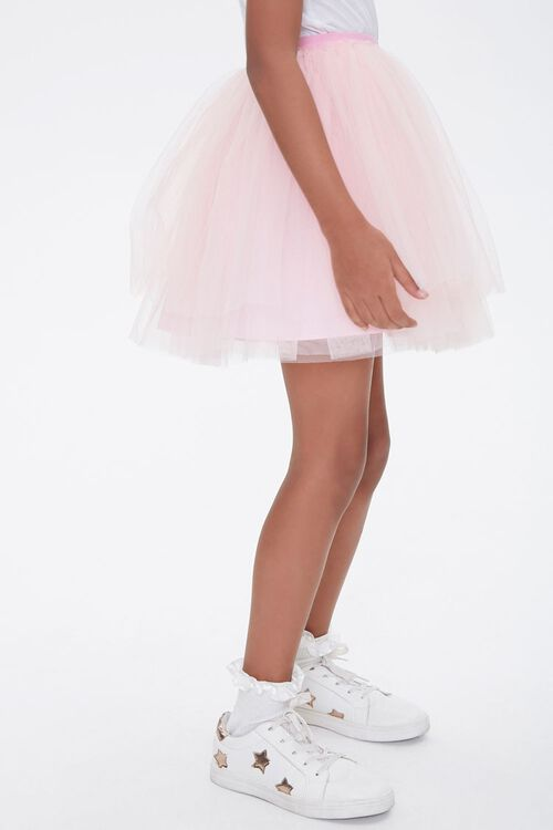 Girls Tulle Ballerina Skirt (Kids), image 3