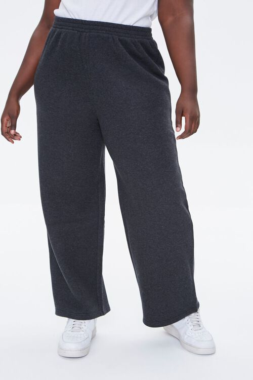 Plus Size French Terry Sweatpants, image 2