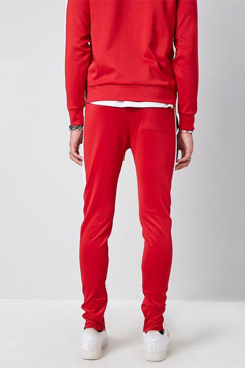 Ankle-Zip Side-Striped Sweatpants, image 4