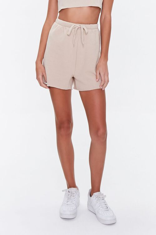 Cropped Tank Top & Shorts Set, image 5
