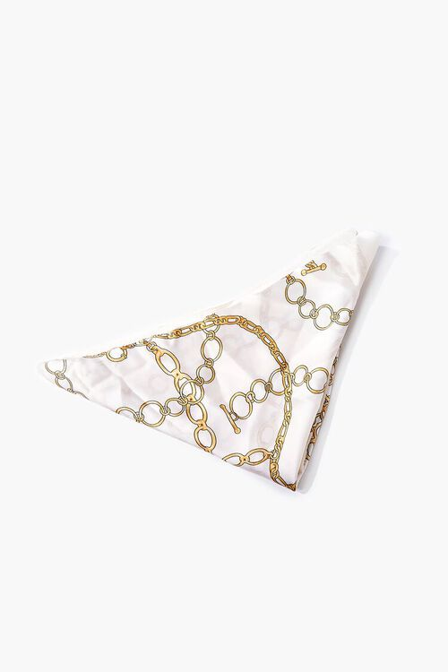 Chain Print Handkerchief Top, image 5