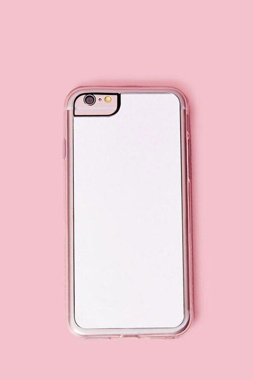 Silver Mirror iPhone 7/8 Case, image 1