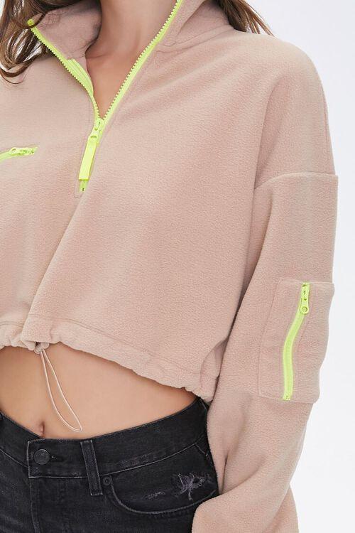 Active Fleece Half-Zip Pullover, image 5