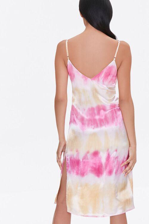 Tie-Dye Cami Midi Dress, image 3