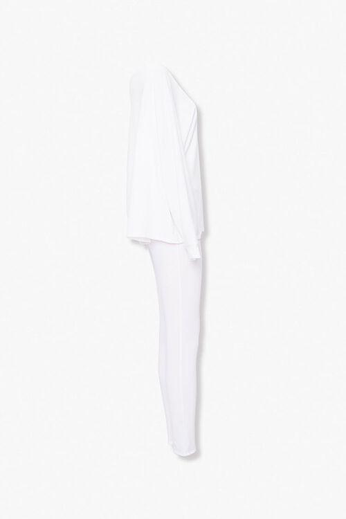 One-Shoulder Top & Leggings Set, image 2