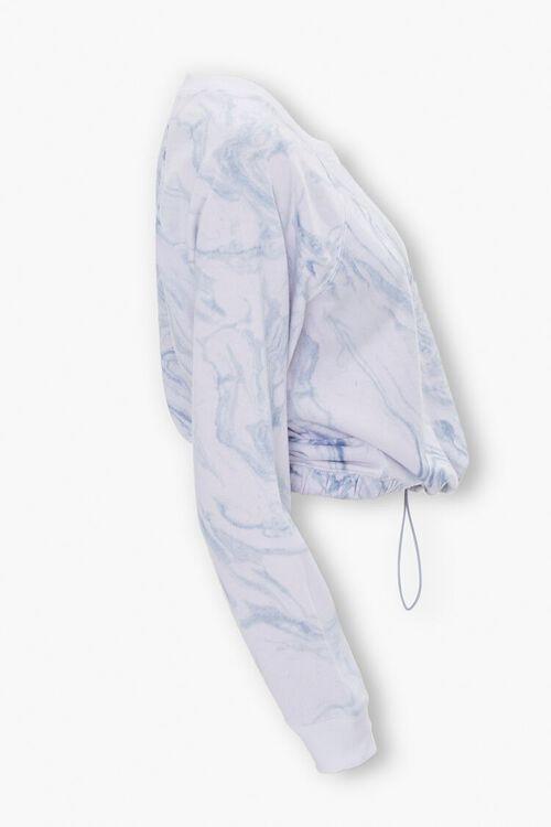 Active Marble Wash Drawstring Top, image 2