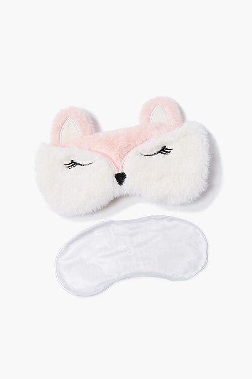 Plush Fox Sleep Mask, image 2