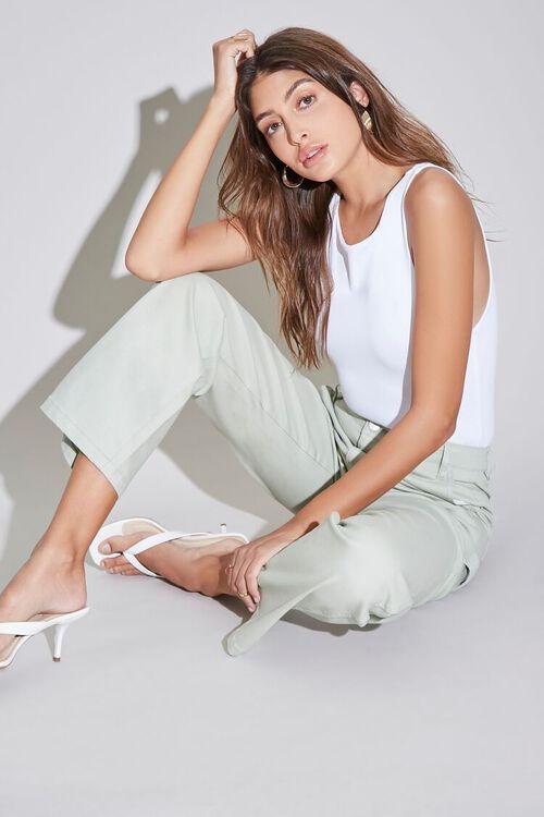 High-Rise Carpenter Jeans, image 1