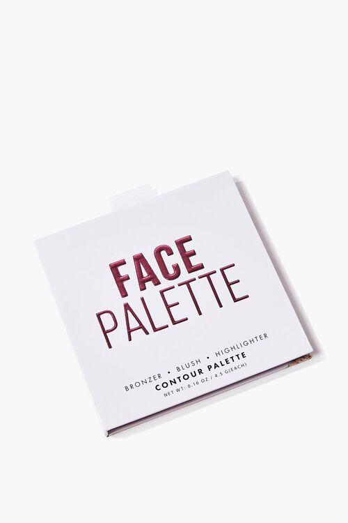 PINK/MULTI Face Contour Makeup Palette, image 3