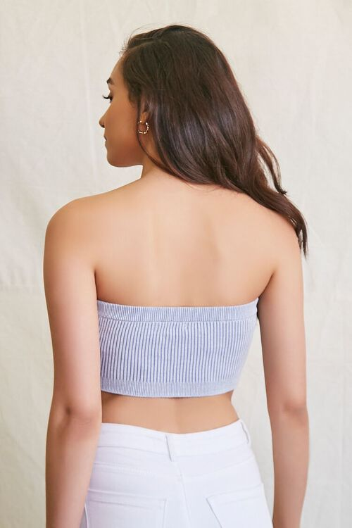 Sweater-Knit Tube Top, image 3