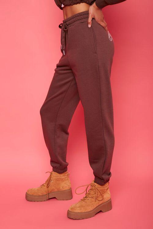 Juicy Couture Rhinestone Fleece Joggers, image 4