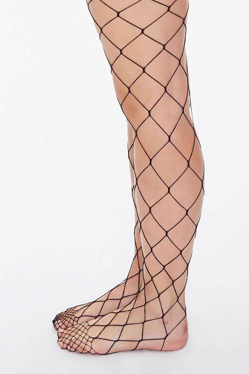Oversized Fishnet Tights, image 3