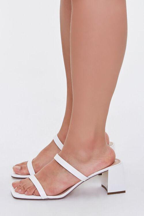 Slip-On Block Heels (Wide), image 2